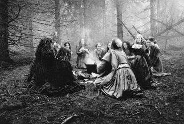 Coven circulo de brujas