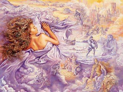 Soñar con dioses