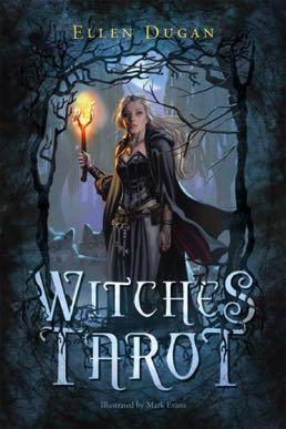 Empaque del tarot de las brujas de Ellen Dugan