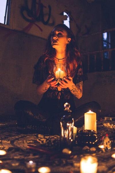 La magia de las brujas